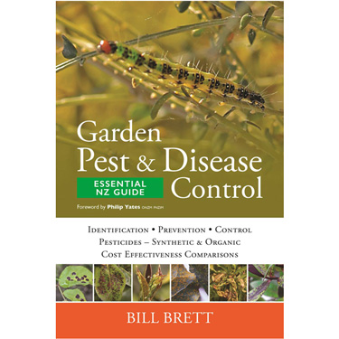 Book - Garden Pest & Disease Control