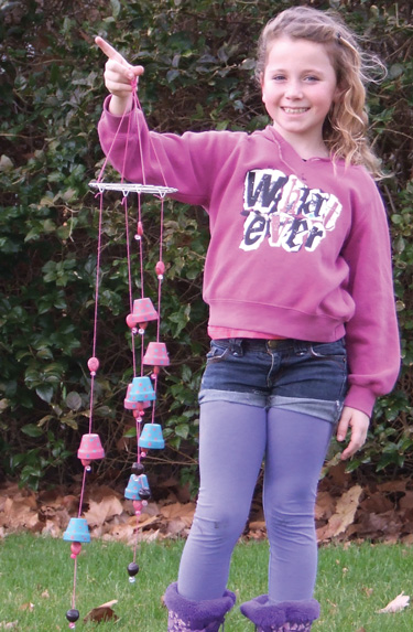 kids wind chimes